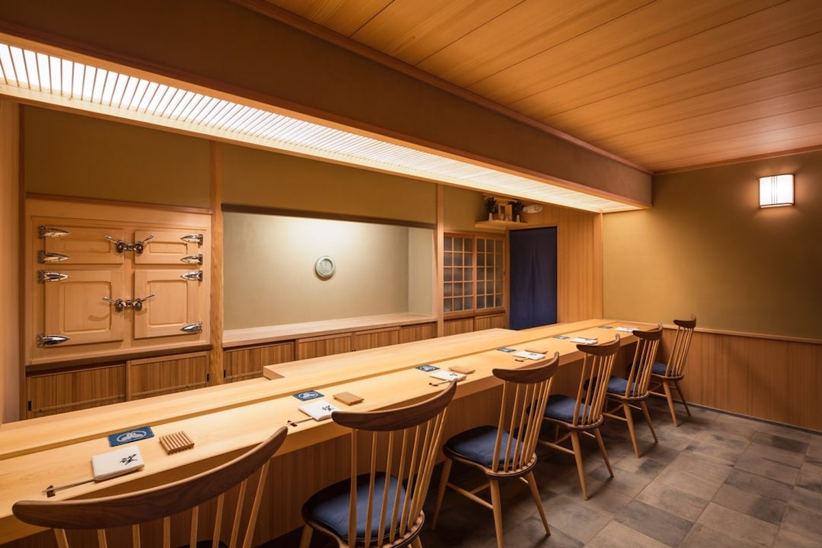 20 Japanese Restaurants In Nyc Receive Michelin Stars