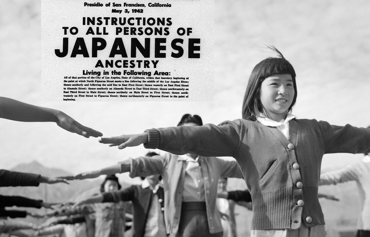 CRS (Center for Remembering & Sharing), Executive Order 9066, internment, WWII, concentration camps, Japanese Americans, wartime hysteria, MoustacheCat Dance, Stan Honda, Megumi Eda, Yoshiko Chuma and The School of Hard Knocks, NYC, Day of Remembrance