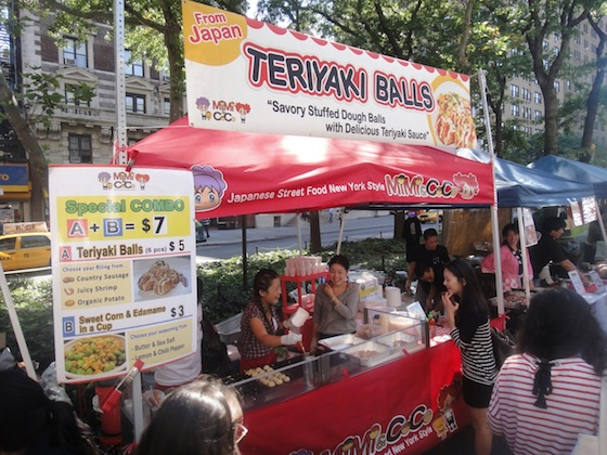 Mimi and Coco Teriyaki Balls