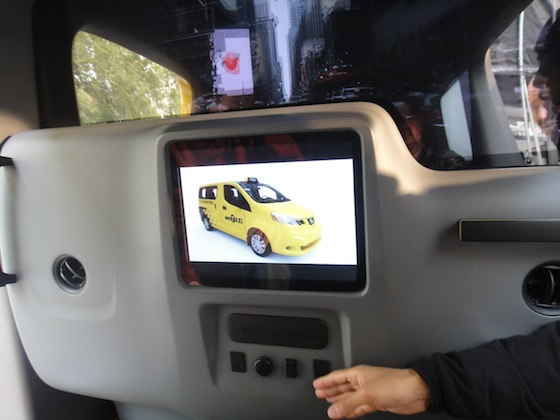 Nissan, NYC cabs