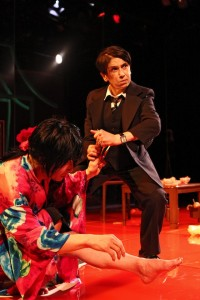 Japanese plays, Japan Society, Hideki Noda