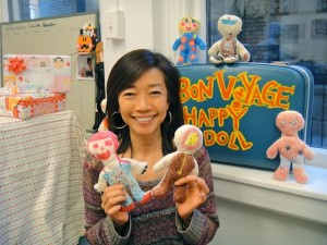 HappyDoll, non-profit, Japanese community in NYC