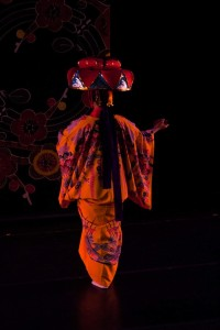 Okinawan dance, Sachiyo Ito, Japanese dance in New York