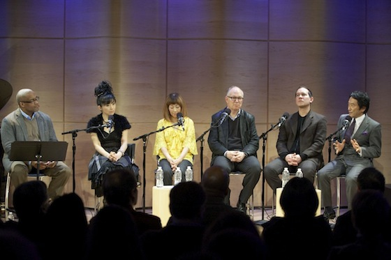 WNYC, The Greene Space, Japan