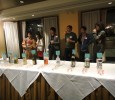 Seikai Ishizuka wins the Shochu and Awamori Tasting Contest
