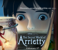 """The Secret World of Arrietty"" is playing in theaters across the US."