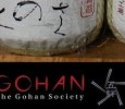 Serving Japanese sake with non-Japanese food at The Gohan Society's latest fundraiser