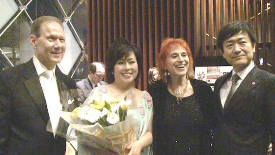 Dr. Judy, Russell Daisey, Tomoko Shibata, Songs for Hope, 3/11, March 11, Japan relief
