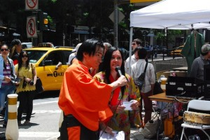 Japan Block Fair, Japanese culture, Japanese cuisine, ramen, NYC