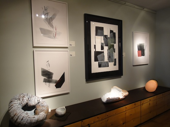 Joan B Mirviss LTD, Japanese ceramics, Japanese art, NYC, The Tolman Collection, calligraphy