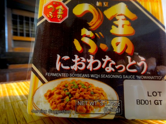 Natto, Japanese cuisine, healthy, diet