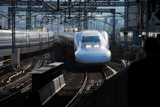 Shinkansen, NYC, JAPAN CUTS, Japan Society, Japanese cinema, trivia, Yoshio Harada