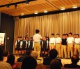 """3.11 Survivors: 26 Student Voices of Tohoku, Japan!"" featured a chorus from Sendai, Miyagi."