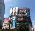        Testing out the new camera with a few shots in Shibuya, a popular neighborhood in Tokyo