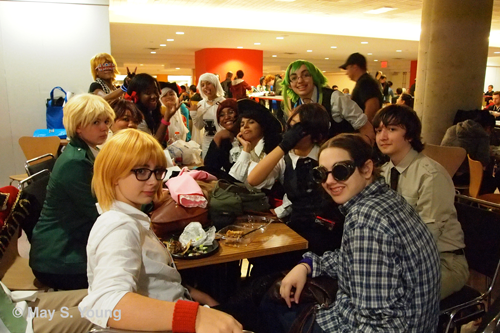 New York Comic Con, NYCC, NYC, Japanese culture, Japanese subculture, J-pop culture, anime, manga, cosplay
