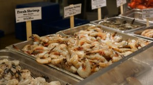The Lobster Place, Chelsea Market, NYC, Chelsea, fish, seafood, sanma, Japanese cuisine, Japanese grocery stores