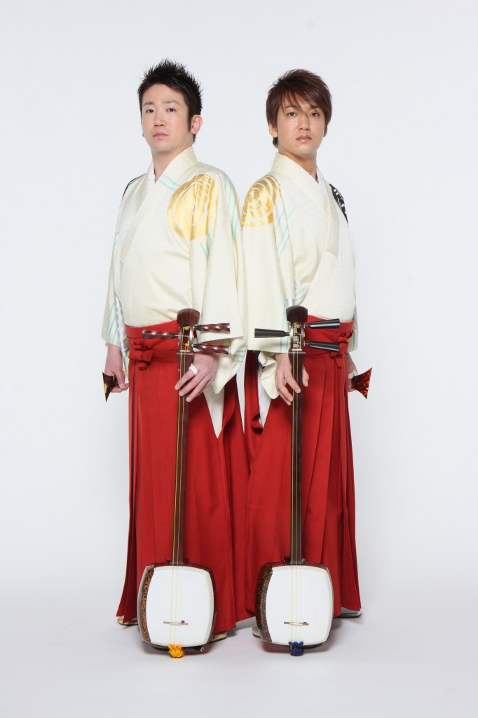 Monkey Majik, Yoshida Brothers, J-pop, shamisen, Japan, Japanese music, Sendai, Tohoku, 3.11, 3/11, benefit