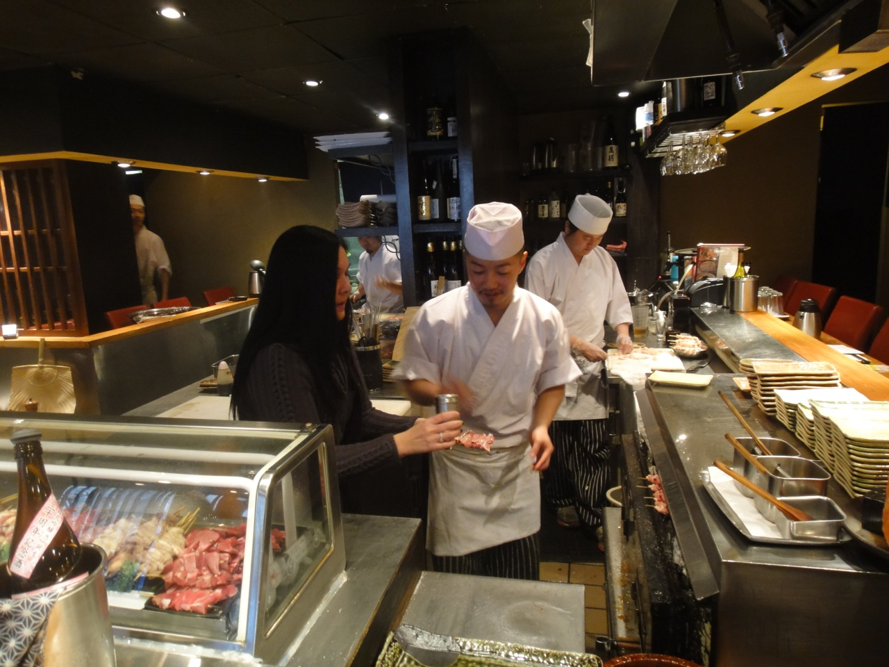 Nyc japanese restaurants awarded michelin stars for Asian cuisine nyc
