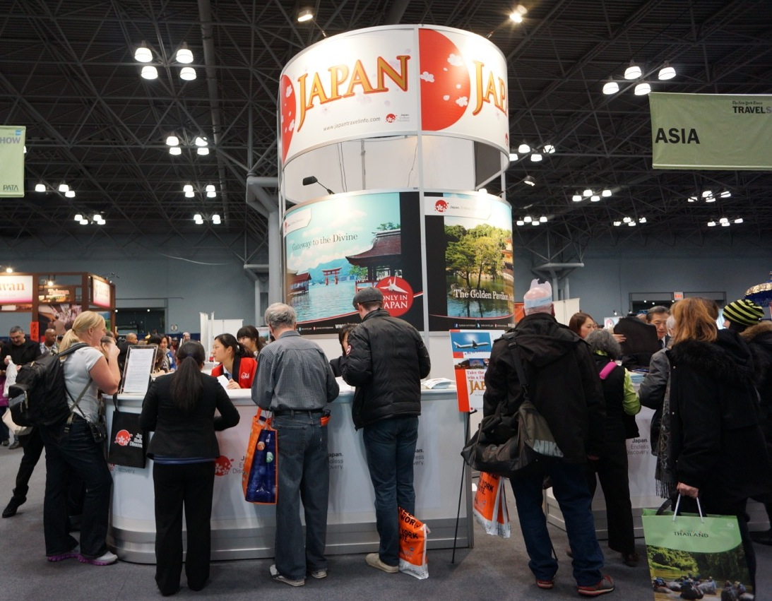 Exhibition Booth Japan : All things japanese in new york city