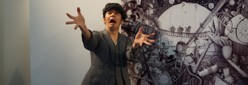 2013, Year in Review, New Year's Eve, Happy New Year, Akihiro Nishino, NYC, Japan, King Kong, One Art Space, Comedy, Japanese comedians, Japanese artists in NYC