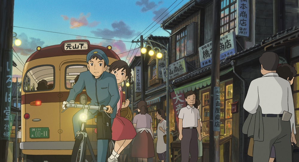 """From Up On Poppy Hill,"" Hayao Miyazaki, Studio Ghibli, NYICFF, film festivals, NYC, anime, Japanese anime"