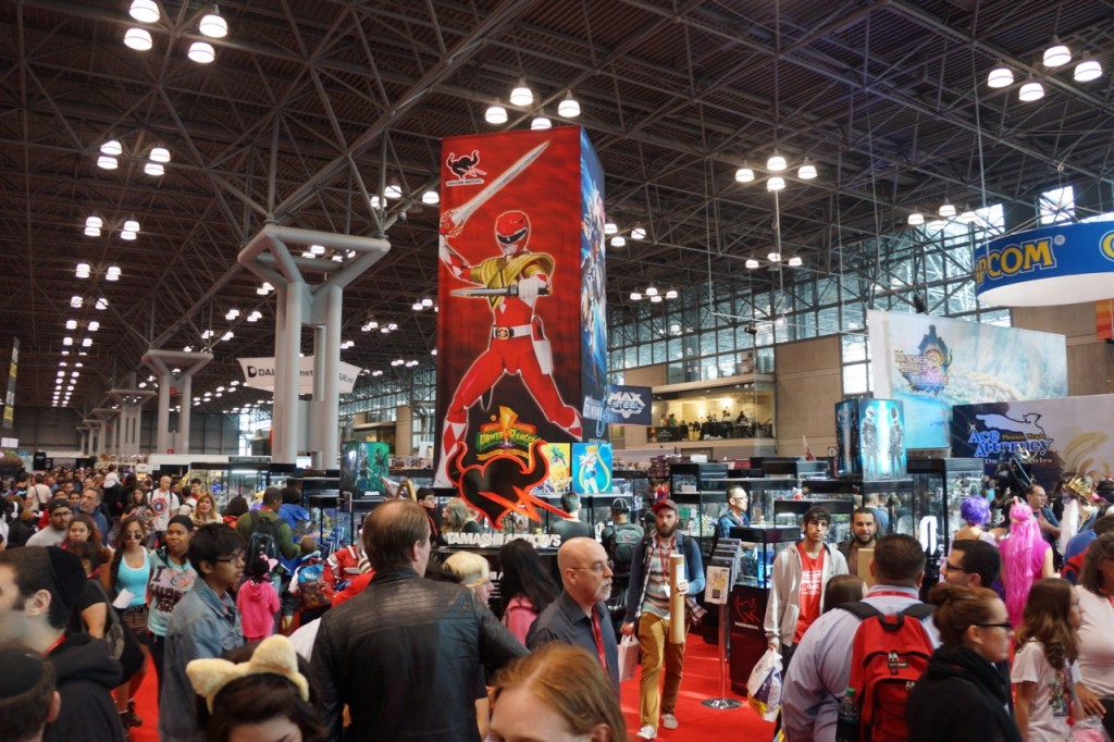 New York Comic Con, NYCC, NYC, Javits Center, manga, anime, cosplay, Japanese culture, Japanese pop culture, JNTO, Kinokuniya, Attack on Titan, Tokyo Otaku Mode, otaku, Jpop