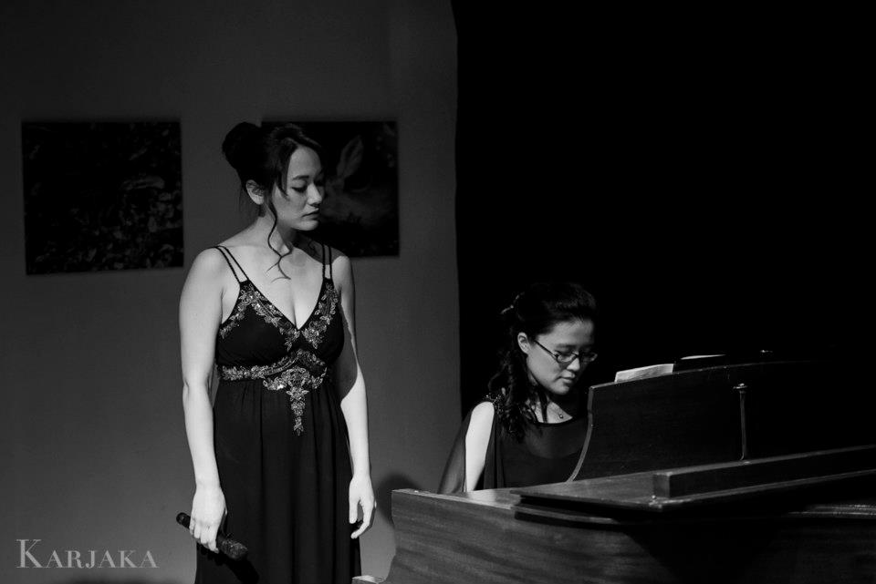 Murakami Music, Eunbi Kim, Laura Yumi Snell, NYC, the cell theatre, symphony space, kira simring, music, Japanese literature, Haruki Murakami, Murakami, classical music, trivia