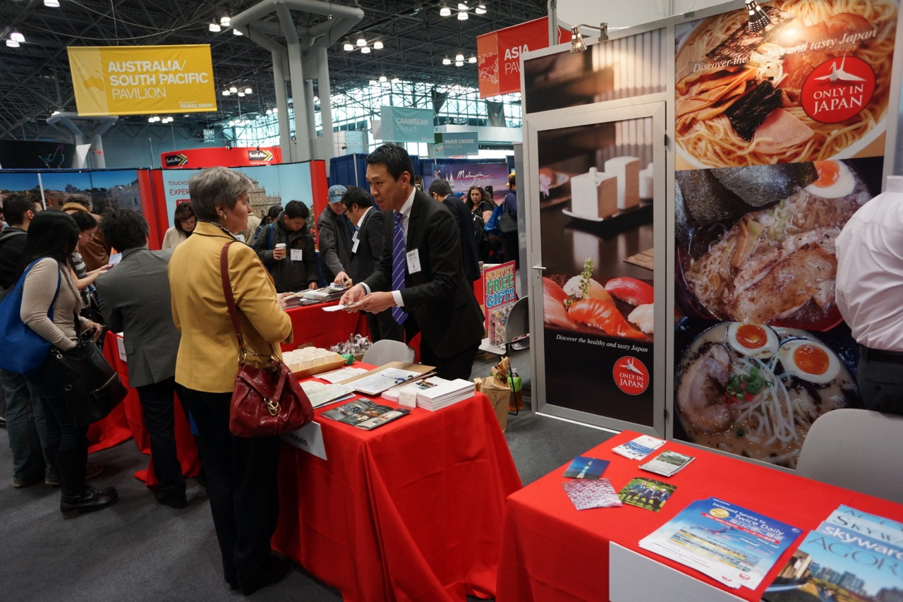 Finding Japan at The New York Times Travel Show ...