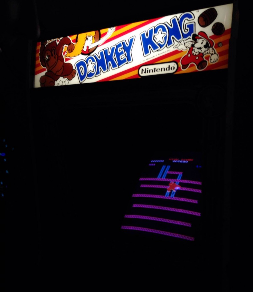 Barcade, Chelsea, NYC, Williamsburg, video games, arcade, arcade games, bar, Nintendo, Namco, Taito, Konami, Donkey Kong, Space Invaders, Mappy, Galaga, Frogger, games, gamer, gaming