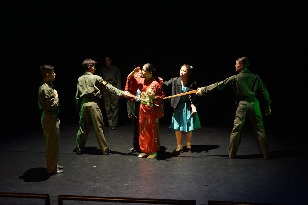 Nisei, ballet, Covenant Ballet Theatre of Brooklyn, NYC, FringeNYC, Fringe Festival, Japanese Americans, World War II, WWII, Kaz Yamaguchi, Tak Furumoto, internment, discrimination