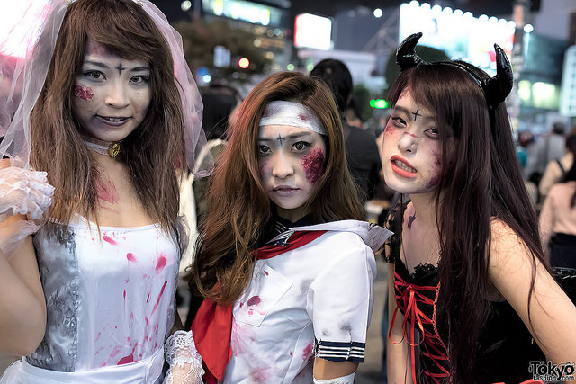 Halloween in Japan | JapanCulture•NYC