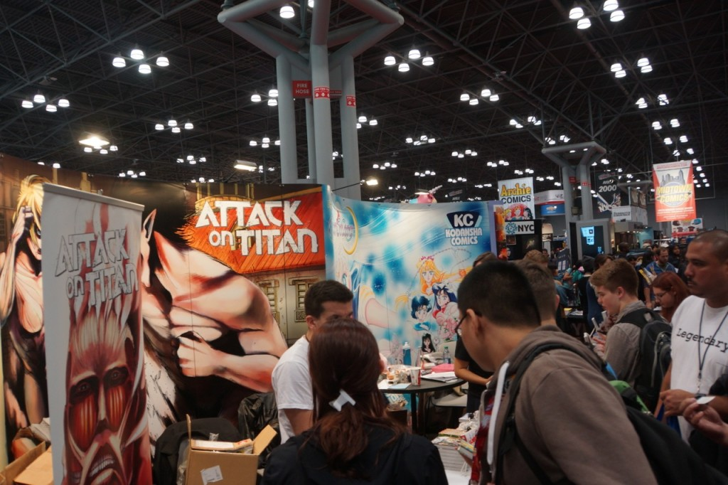 New York Comic Con, NYCC, Hatsune Miku, vocaloid, cosplay, manga, anime, Lolita, Godzilla, X Japan, Yoshiki, Stan Lee, Gundam, Obata, Shonen Jump, Kakehashi, IA, VIZ Media, Bandai, Capcom, Doraemon, Hello Kitty, Power Rangers, Dragon Ball Z, Nintendo, Pokemon, Pikachu, Gen Manga, Cheeky Parade