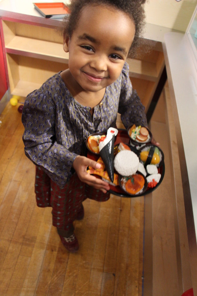 Japan, kawaii, NYC, Children's Museum of Manhattan, shinto, sushi