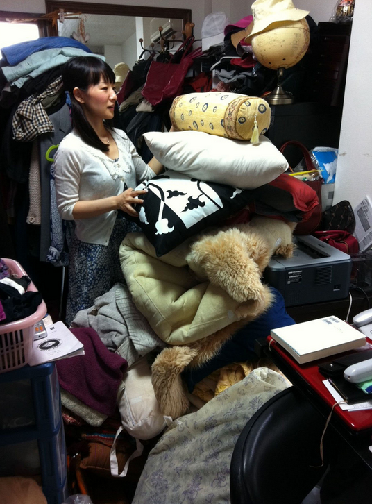 Marie Kondo, JAA, Japanese American Association of New York, NYC, declutter, lifestyle
