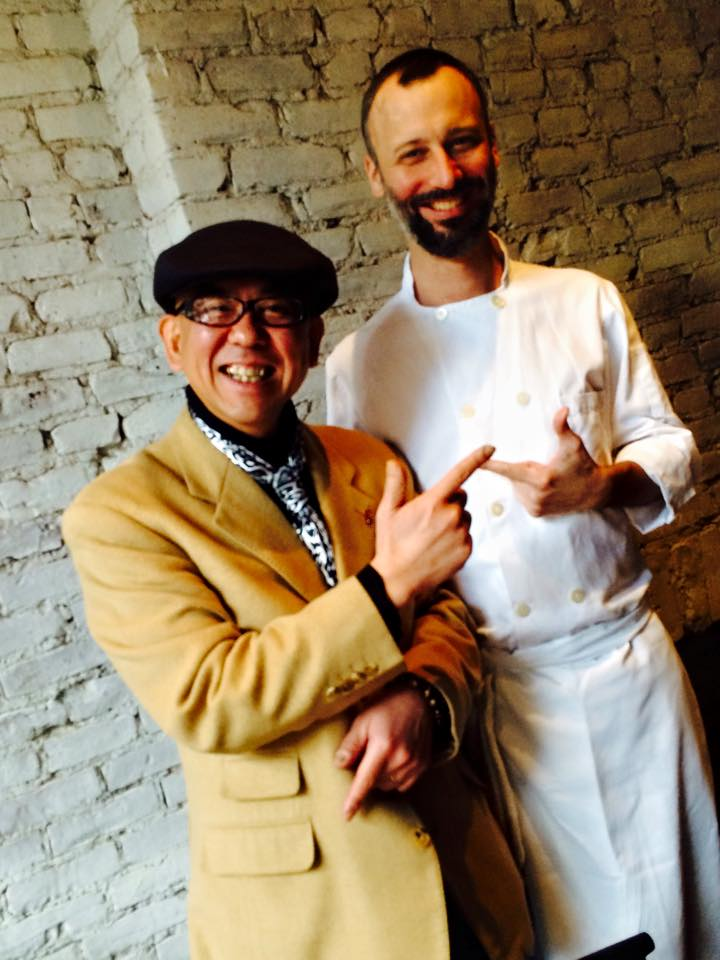 The Gohan Society, NYC, Japan, ramen, pasta, noodles, Koji Hagihara, Chris Jaeckle, guest chef, sake, fundraiser