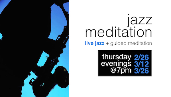 jazz, meditation, the Shinnyo Center for Meditation and Well-Being, Shinnyo, Buddhism, NYC