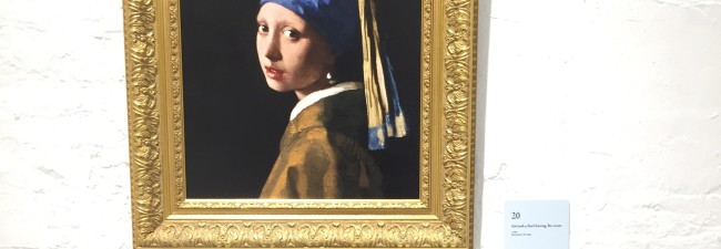 Dr. Shin-ichi Fukuoka re-creates 37 Vermeer works for NYC