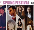 [ April 18, 2015; 1:00 pm to 8:00 pm. ] Celebrate spring with J-COLLABO