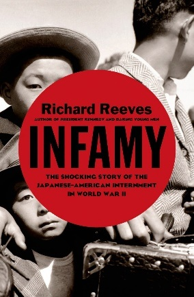 Richard Reeves, Fred Katayama, Japanese Americans, internment, WWII, Japan, NYC, Japan Society, internment camps