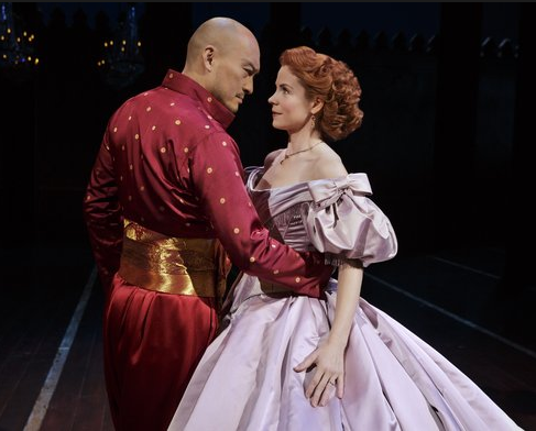 The King and I, Rodgers and Hammerstein, Broadway, musical, Tony Award, Ken Watanabe, Kelli O'Hara, Ruthie Ann Miles, Japanese Americans, Asian Americans, Lincoln Center Theater