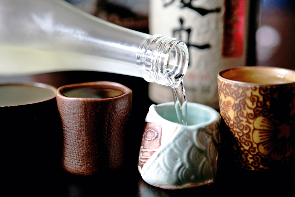 STORY, NYC, PechaKucha, Sake Ninja, sake, sake tasting, Chris Johnson, creativity