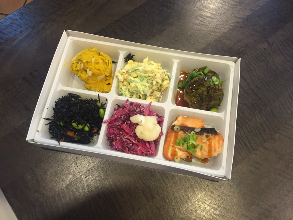 Toru Furukawa, BentOn Cafe, Bento On Demand, bento, NYC, Japan, Japanese cuisine, healthy
