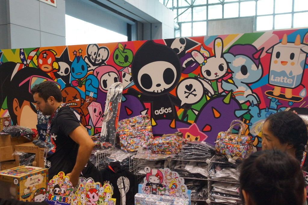 New York Comic Con, NYCC, Japan, NYC, cosplay, anime, manga, Yo-Kai Watch, Naruto, Masahi Kishimoto, Attack on Titan, Dragon Ball Z, kimono, Hello Kitty, tokidoki, Square Enix, gaming, Kotobukiya,