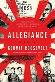 Allegiance, Kermit Roosevelt III, NYC, Japan, Japanese Americans, WWII, internment, Executive Order 9066, The Anne Frank Center USA, Catherine Ladnier
