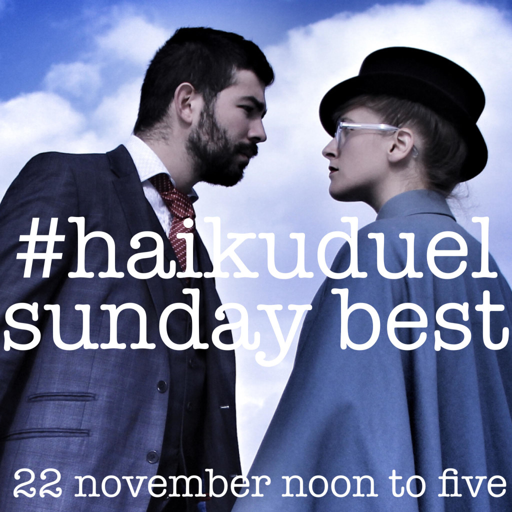 The Haiku Guys, The Haiku Guys and Gals, haiku, Japanese poetry, Japanese art, NYC, Japan, Bowery Poetry Club, Flavorpill, #haikuduel, poetry