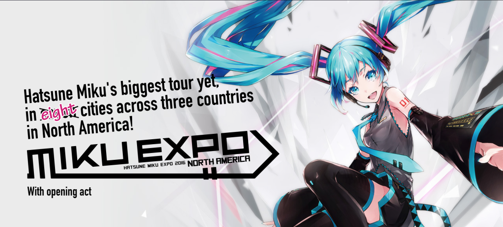 Hatsune Miku, vocaloid, virtual, concert, 3D program, Crypton Future Media, Japan, NYC, Hammerstein Ballroom, singer, software