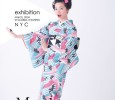 [ March 10, 2016 12:00 pm to March 14, 2016 6:00 pm. ] Contemporary kimono designs
