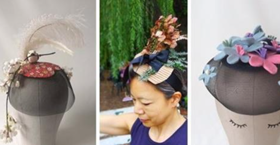 Miki Katagiri, KOSAKA, KOSAKA Art Program, NYC, sushi, hats, design, Japanese culture, Japanese aesthetics