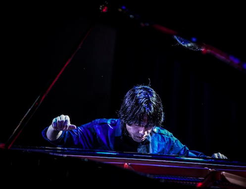 Taka Kigawa, (le) Poisson Rouge, NYC, Japan, piano, recital, Ligeti, etudes, music