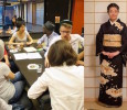 [ May 16, 2016; 6:00 pm to 7:30 pm. ] Japanese conversation and kimono demonstration